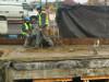 Cięcie betonu liną diamentową w Poznaniu